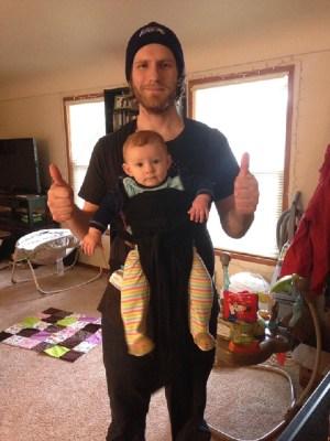 breastfeeding world, lissa james, moby wrap info
