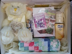 Little Lion Heart project provides memory boxes for the parents of pregnancy and infant loss