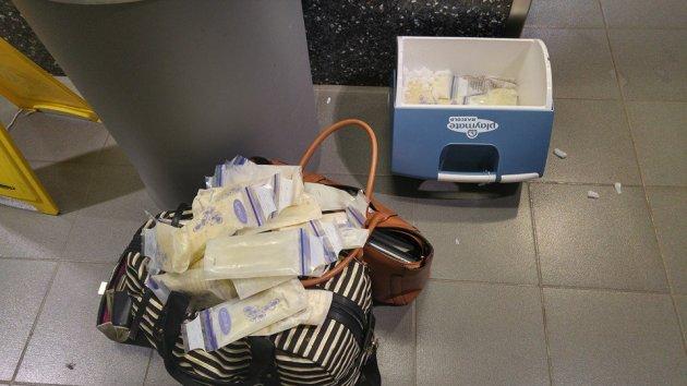 Breastfeeding World New Bill Acknowledges Breastmilk on Airplanes