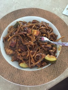 Nursing Mom's Easy Dragon Noodle Recipe