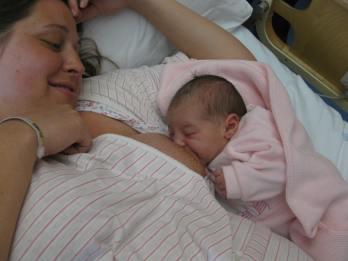 ignored pediatrician's breastfeeding advice