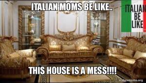how to be an italian mom like a rock star