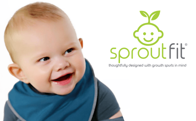 Sproutfit Clothes, infant clothing, breastfeeding world, guam daily post, kickstarter, baby fashion, kid fashion