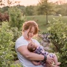 Quite Dandy Photography, breastfeeding photo, sunset shoot, indy moms, indianapolis photographer,