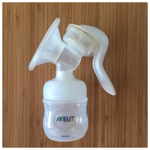 philips avent comfort manual breast pump review