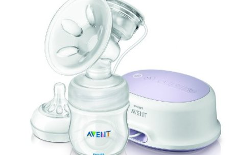 philips avent single electric breast pump review