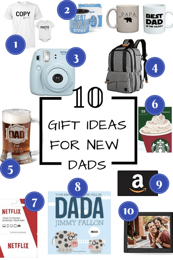 10 Great Gift Ideas For New Dads Breast Pump Expert