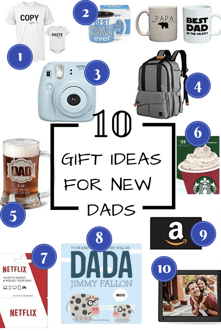 10 great gift ideas for new dads | breast pump expert