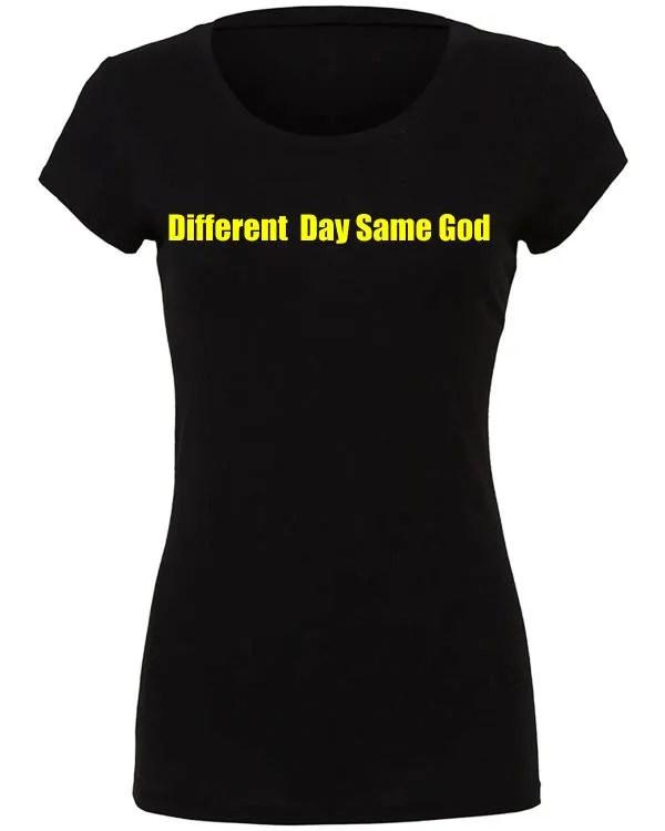 Same Day Different God