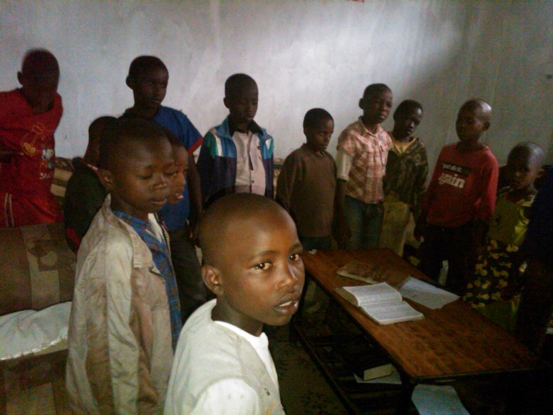 Orphans we care for & support