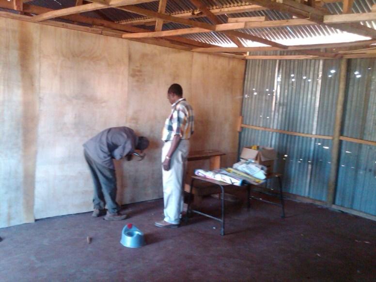 Bishop Watindi & Contractor
