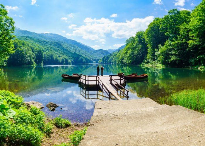 Biogdraska Lake