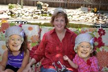 The Queen and I share a Diamond Jubilee