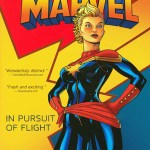 Cover of Captain Marvel #1