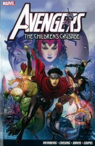 Cover of Avengers: The Children's Crusade, a Marvel comic