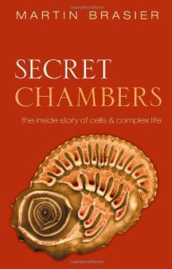 Cover of Secret Chambers by Martin Brasier