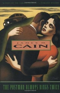 Cover of The Postman Always Rings Twice, by James M. Cain