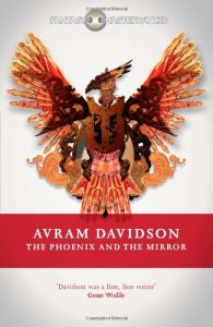 Cover of The Phoenix and the Mirror by Avram Davidson