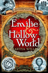 Cover of Emilie & The Hollow World by Martha Wells
