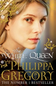 Cover of The White Queen, by Philippa Gregory