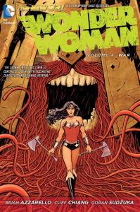 Cover of DC's Wonder Woman: War