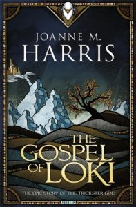 Cover of The Gospel of Loki, by Joanne Harris