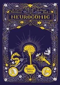 Cover of Neurocomic by  Hana Ros and Matteo Farinella