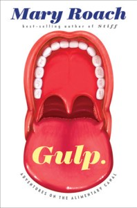 Cover of Gulp by Mary Roach