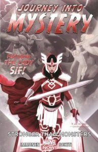 Cover of Journey into Mystery by Kathryn Immonen