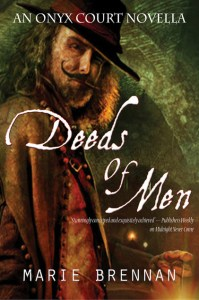 Cover of Deeds of Men by Marie Brennan