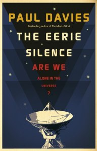 Cover of The Eerie Silence by Paul Davies