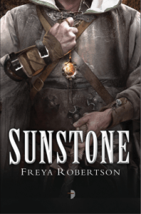 Cover of Sunstone by Freya Robertson