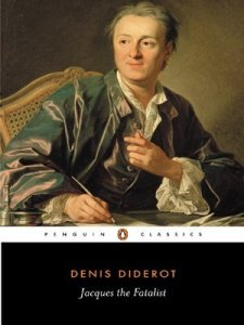 Cover of Jacques the Fatalist and his Master by Diderot