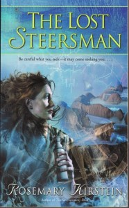 Cover of The Lost Steersman by Rosemary Kirstein