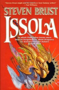 Cover of Issola by Steven Brust