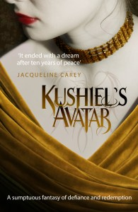 Cover of Kushiel's Avatar by Jacqueline Carey