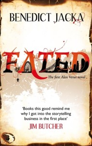 Cover of Fated by Benedict Jacka