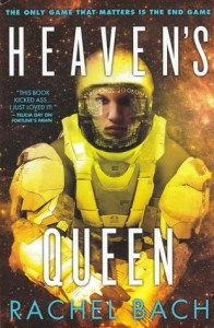 Cover of Heaven's Queen by Rachel Bach