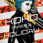 Cover of Koko Takes a Holiday by Kieran Shea