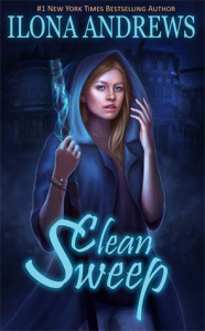 Cover of Clean Sweep, by Ilona Andrews