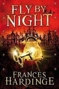 Cover of Fly by Night by Frances Hardinge