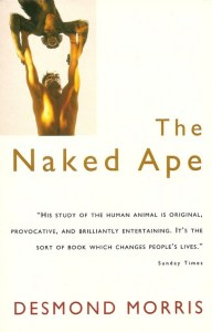 Cover of The Naked Ape by Desmond Morris