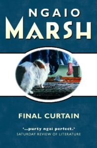 Cover of Final Curtain by Ngaio Marsh