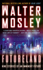 Cover of Futureland by Walter Mosley
