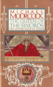 Cover of The Queen of the Swords by Michael Moorcock