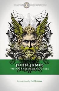 Cover of Votan & Other Stories by John James