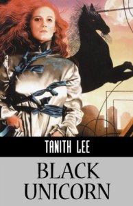 Cover of Black Unicorn by Tanith Lee
