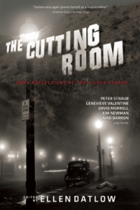 Cover of The Cutting Room ed. Ellen Datlow
