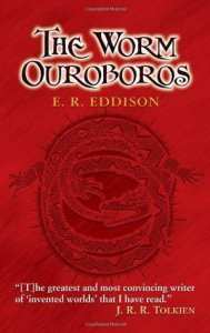 Cover of The Worm Ouroboros by E.R. Eddison