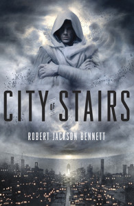 Cover of City of Stairs by Robert Jackson Bennett